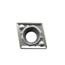 10PCS   Indexable insert for hole processing  CGT free shipping!