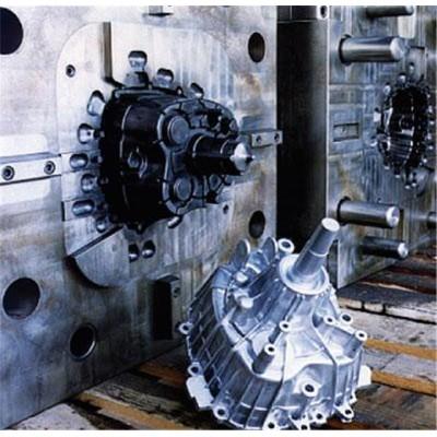 professional aluminum die casting parts mold making
