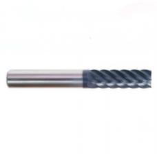 10PCS Six edge flat base end mill standard type  free shipping!