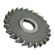 10PCS Welding blade-type tungsten steel milling cutter saw blade on three sides  free shipping!